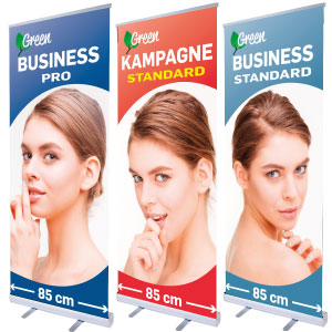 Roll-Up banner & displays
