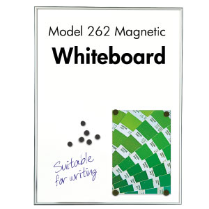 White Board magnetisk