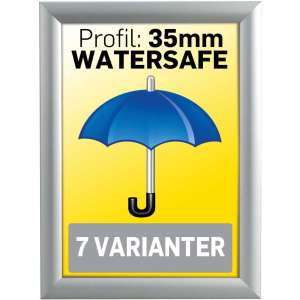 WATERSAFE snap rammer ALU