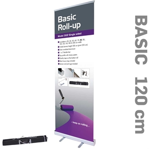 God og billig Basic rollup 120 x 220 cm