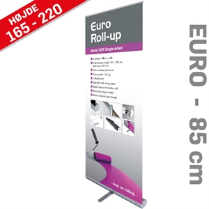 Billig Roll Up variabel højde model Euro