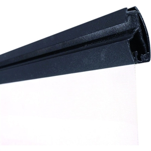 Topprofil m/endekap til Square Roll-up - 80 cm