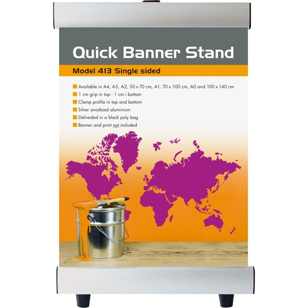 Quick Banner Stand