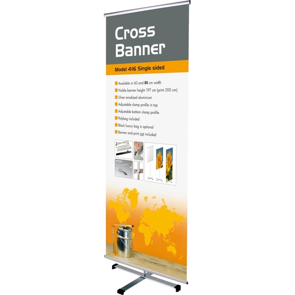 Cross Banner Stand