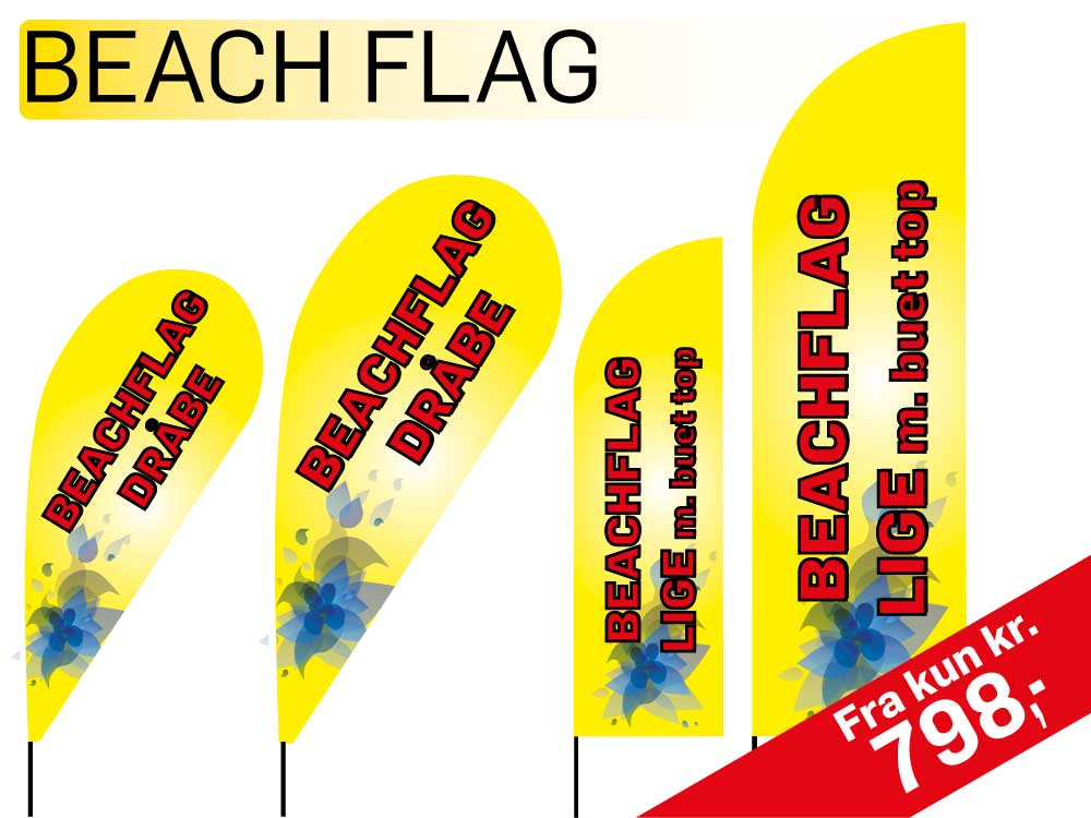 Beach-flag beachflag