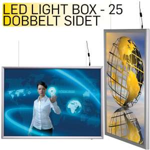 LED Light Box 25 Dobb