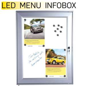 LED Menu Infobox
