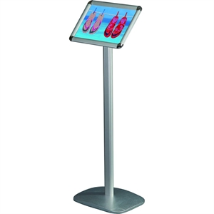 Billig og smart info stand horisontal A3