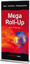 MEGA ROLL-UP Alu  - 179 cm x 284 cm Mega Roll-Up